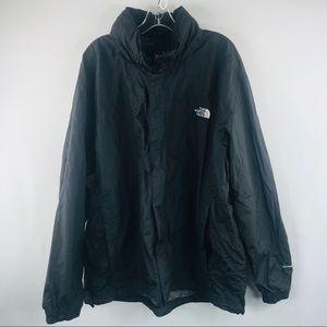 The North Face wind breaker jacket SZ:xxl